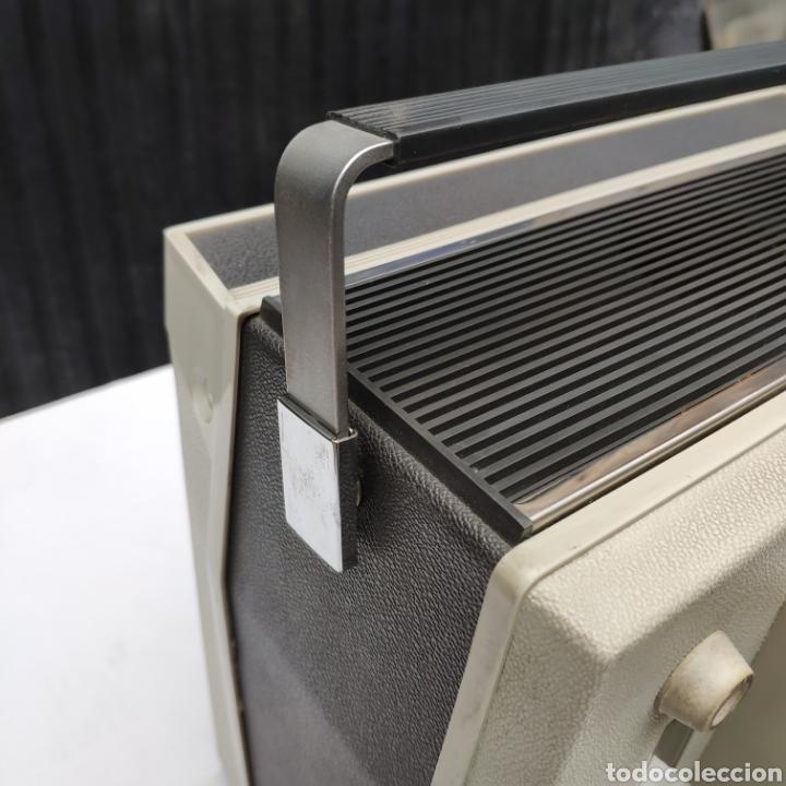Fonógrafos y grabadoras de válvulas: Magnetofono años 60 grundig tk 23 l deluxe - Foto 14 - 160963444