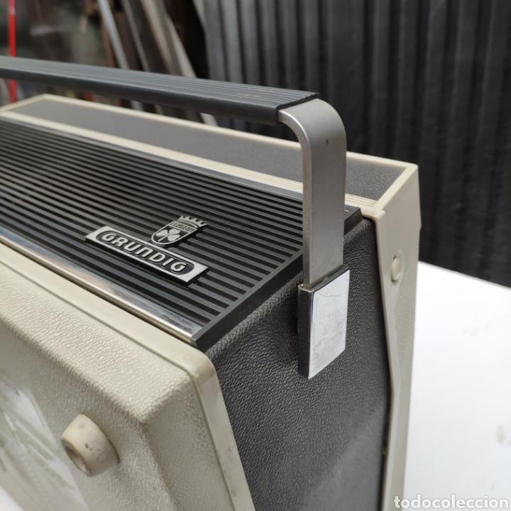 Fonógrafos y grabadoras de válvulas: Magnetofono años 60 grundig tk 23 l deluxe - Foto 15 - 160963444