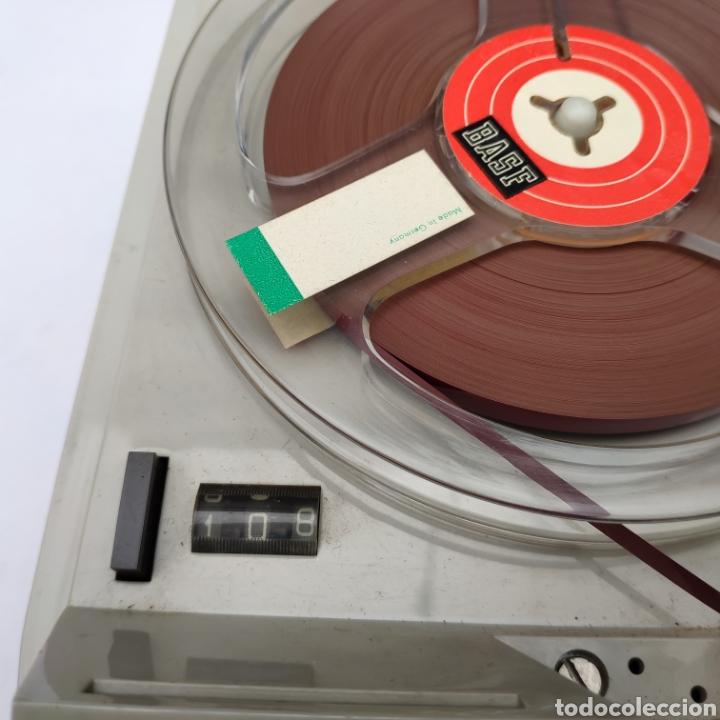 Fonógrafos y grabadoras de válvulas: Magnetofono años 60 grundig tk 23 l deluxe - Foto 23 - 160963444
