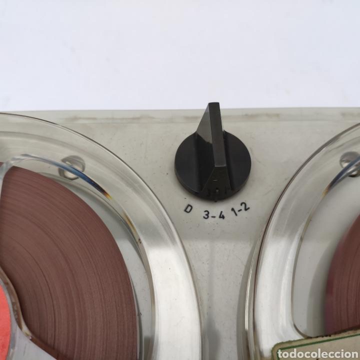 Fonógrafos y grabadoras de válvulas: Magnetofono años 60 grundig tk 23 l deluxe - Foto 24 - 160963444