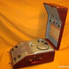Phonographes et magnétophones à lampes: WEBSTER CHICAGO-GRAVADORA COMERCIAL. Lote 168042884