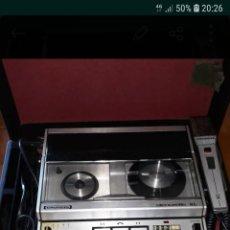 Fonógrafos y grabadoras de válvulas: GRABADORA ANTIGUA GRUNDIG STERONETTE. Lote 169354213