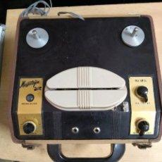 Fonógrafos y grabadoras de válvulas: MAGNETÓFONO INGRA AM54. Lote 170552048