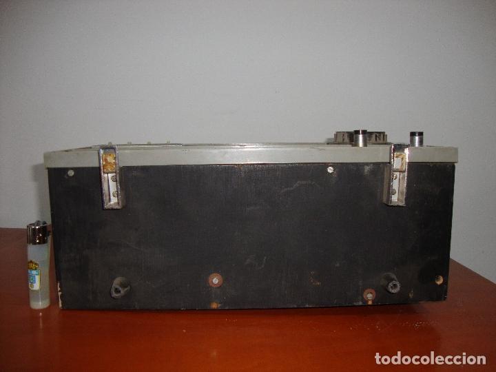 Fonógrafos y grabadoras de válvulas: MUY DIFICIL RADIO VALVULAS MARAHIS MOD. 203 VER FOTOS - Foto 2 - 172324420