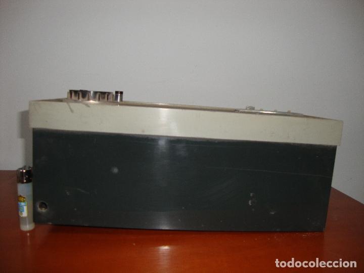 Fonógrafos y grabadoras de válvulas: MUY DIFICIL RADIO VALVULAS MARAHIS MOD. 203 VER FOTOS - Foto 3 - 172324420