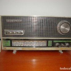 Fonógrafos y grabadoras de válvulas: MUY DIFICIL RADIO VALVULAS MARAHIS MOD. 203 VER FOTOS. Lote 172324420