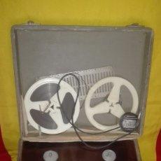 Phonographes et magnétophones à lampes: GRABADORA DE VÁLVULAS INGRA.AÑOS 50. Lote 172598839