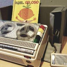 Fonógrafos y grabadoras de válvulas: MAGNETÓFONO GRABADOR GELOSO G-257. Lote 174224500