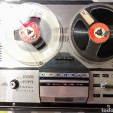 Phonographes et magnétophones à lampes: MAGNETOFONO GRUNDIG TK 149.FUNCIONANDO.. Lote 175049785