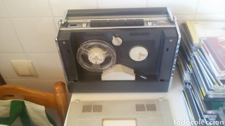 Fonógrafos y grabadoras de válvulas: Magnetófono portátil marca Grundig de los años 60 TK 6L Como nuevo !! - Foto 2 - 175165915