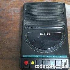 Fonógrafos y grabadoras de válvulas: GRABADORA PHILIPS CASSETTE AUDIO COMPUTER PSL ELECTRONICA (FUNCIONA ) . Lote 175222054