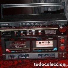 Fonógrafos y grabadoras de válvulas: RADIO DE LA MARCA ELBE MODELO: RCS-53 MW/SW/FM STEREO ( FUNCIONA) . Lote 175226547