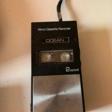 Phonographes et magnétophones à lampes: MICRO CASARTE RECORDER OCÉANO. Lote 178351478