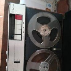 Fonógrafos y grabadoras de válvulas: MAGNETOFÓN GRABADOR DE BOBINAS PHILIPS. Lote 178973080