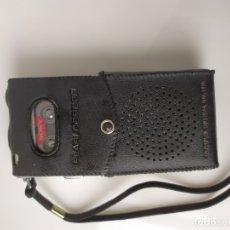 Phonographes et magnétophones à lampes: GRABADORA OLYMPUS PEARLCORDER MICROCASETE VINTAGE MODELO D110-PIEZAS O REPARACIÓN. Lote 180391958