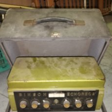 Phonographes et magnétophones à lampes: BINSON ECHOREC MOD T7E. Lote 181005531