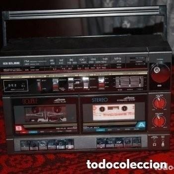 RADIO DE LA MARCA ELBE MODELO: RCS-53 MW/SW/FM STEREO ( FUNCIONA) (Radios, Gramófonos, Grabadoras y Otros - Fonógrafos y Grabadoras de Válvulas)