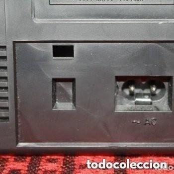 Fonógrafos y grabadoras de válvulas: RADIO DE LA MARCA ELBE MODELO: RCS-53 MW/SW/FM STEREO ( FUNCIONA) - Foto 6 - 181351040