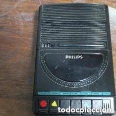 Phonographes et magnétophones à lampes: GRABADORA PHILIPS CASSETTE AUDIO COMPUTER PSL ELECTRONICA (FUNCIONA ) DE LOS 80. Lote 181351397