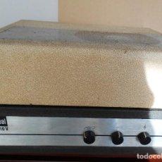 Fonógrafos y grabadoras de válvulas: TOCADISCOS DUAL ,MODELO 1010 V.. Lote 183770260