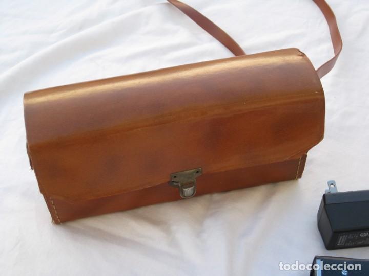 Fonógrafos y grabadoras de válvulas: Grabadora Sanyo TRC 2500, con funda,cables, instrucciones y factura original - Foto 5 - 183934522