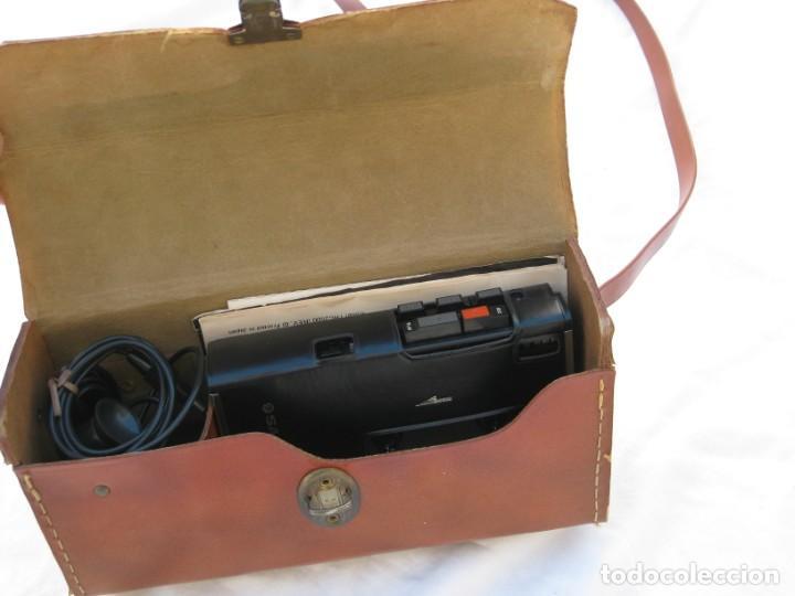 Fonógrafos y grabadoras de válvulas: Grabadora Sanyo TRC 2500, con funda,cables, instrucciones y factura original - Foto 10 - 183934522