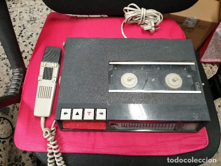 PHILIPS DICTAFONO LFH 0084/18 (Radios, Gramófonos, Grabadoras y Otros - Fonógrafos y Grabadoras de Válvulas)