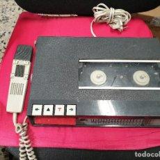 Fonógrafos y grabadoras de válvulas: PHILIPS DICTAFONO LFH 0084/18. Lote 183963848