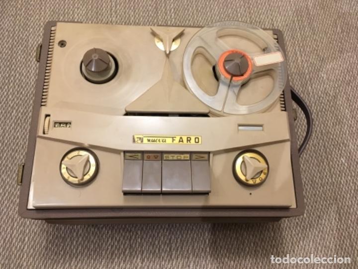 MAGNETOFÓN AÑOS 50-60 (Radios, Gramófonos, Grabadoras y Otros - Fonógrafos y Grabadoras de Válvulas)
