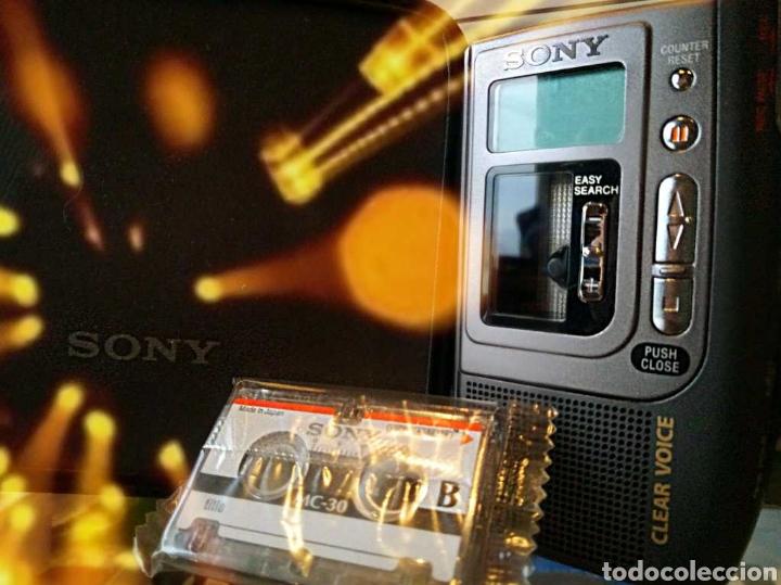 SONY GRABADORA VINTAGE (Radios, Gramófonos, Grabadoras y Otros - Fonógrafos y Grabadoras de Válvulas)