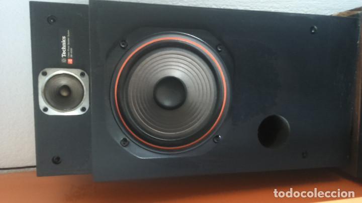 ALTAVOCES TECHNICS.SB 4000 (Radios, Gramófonos, Grabadoras y Otros - Fonógrafos y Grabadoras de Válvulas)