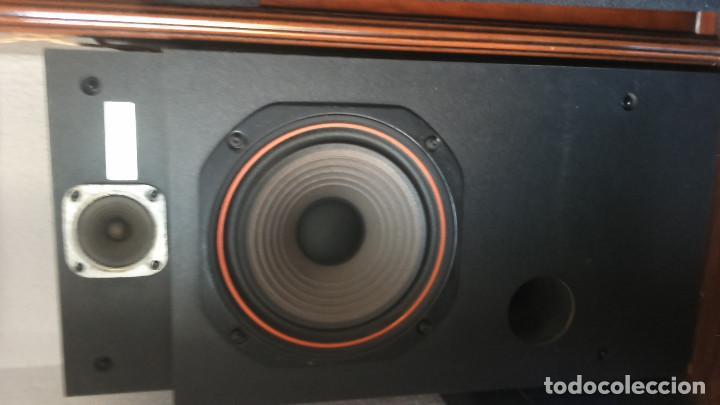 Fonógrafos y grabadoras de válvulas: ALTAVOCES TECHNICS.SB 4000 - Foto 4 - 205832066