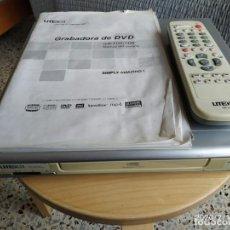Fonógrafos y grabadoras de válvulas: GRAVADORA DE DVD. Lote 194117712