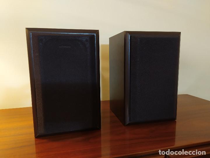 ALTAVOCES TECHNICS MODEL NO. SB-HD301 (Radios, Gramófonos, Grabadoras y Otros - Fonógrafos y Grabadoras de Válvulas)