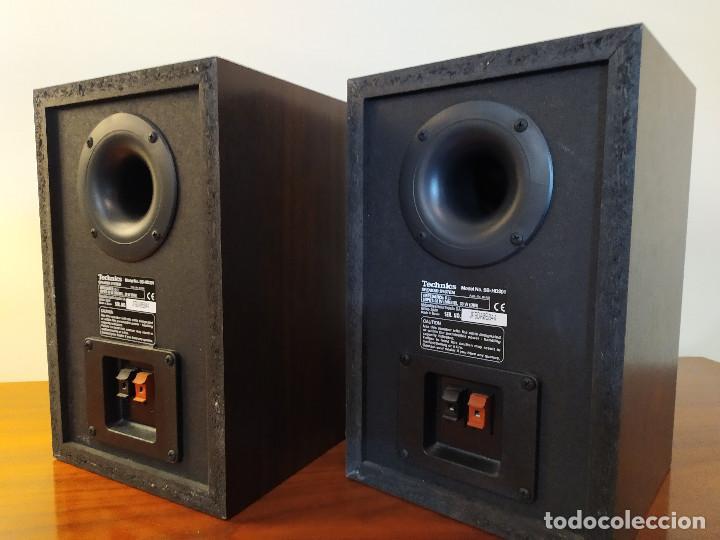 Fonógrafos y grabadoras de válvulas: ALTAVOCES TECHNICS MODEL No. SB-HD301 - Foto 2 - 195028911