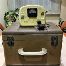 Fonógrafos y grabadoras de válvulas: MAGNETÓFONO DE VÁLVULAS INGRA AÑO1957. Lote 195438903