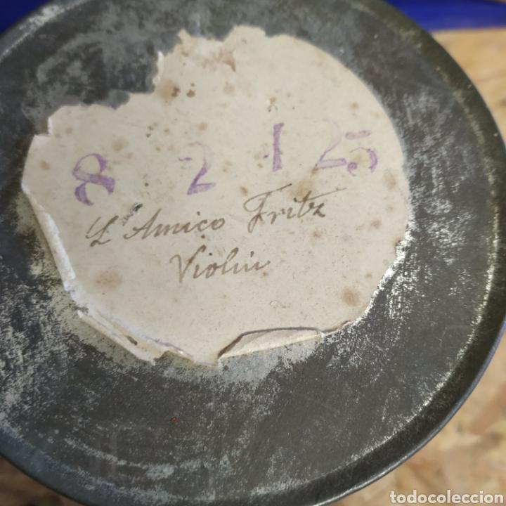 Fonógrafos y grabadoras de válvulas: Lote 9 cilindros de fonógrafo - Foto 14 - 198613183