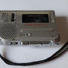 Fonógrafos y grabadoras de válvulas: GRABADORA SONY MICROCASSETTE CORDER. V.O.R. M-850V. Lote 210788222