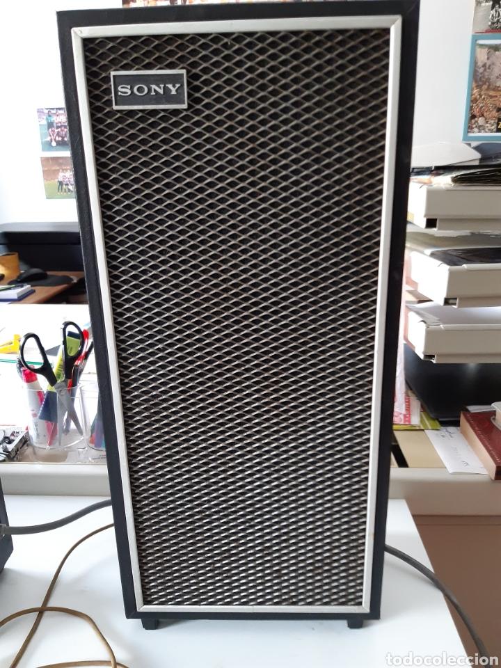 Fonógrafos y grabadoras de válvulas: Magnetofono Sony TC-630 para cintas de audio carrete a carrete bovina abierta reel to reel - Foto 9 - 210818079
