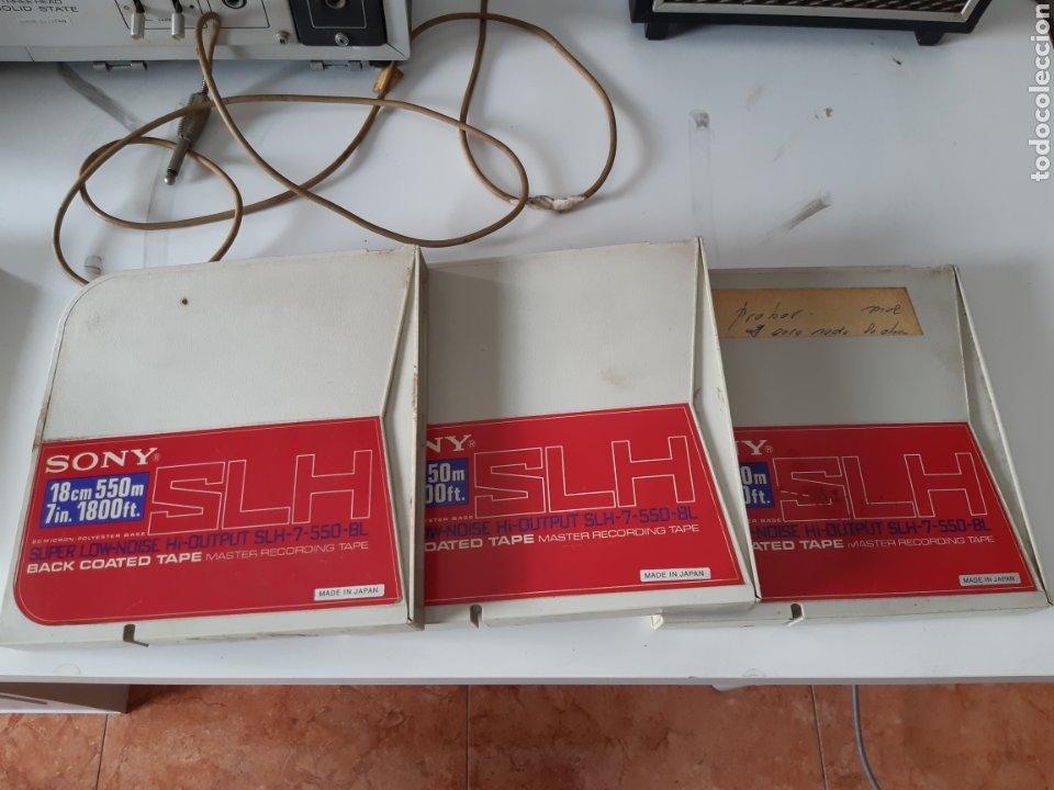 Fonógrafos y grabadoras de válvulas: Magnetofono Sony TC-630 para cintas de audio carrete a carrete bovina abierta reel to reel - Foto 11 - 210818079