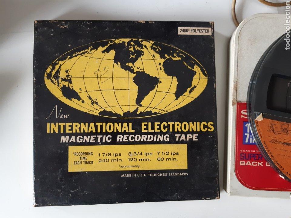 Fonógrafos y grabadoras de válvulas: Magnetofono Sony TC-630 para cintas de audio carrete a carrete bovina abierta reel to reel - Foto 13 - 210818079