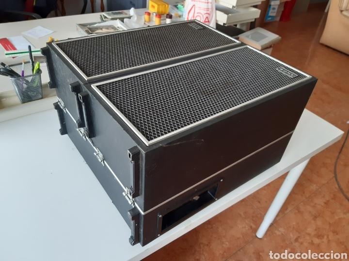 Fonógrafos y grabadoras de válvulas: Magnetofono Sony TC-630 para cintas de audio carrete a carrete bovina abierta reel to reel - Foto 18 - 210818079
