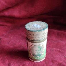 Fonógrafos y grabadoras de válvulas: CILINDRO GRAMOFONO EDISON 4 MIN. BUEN ESTADO. Lote 214337702