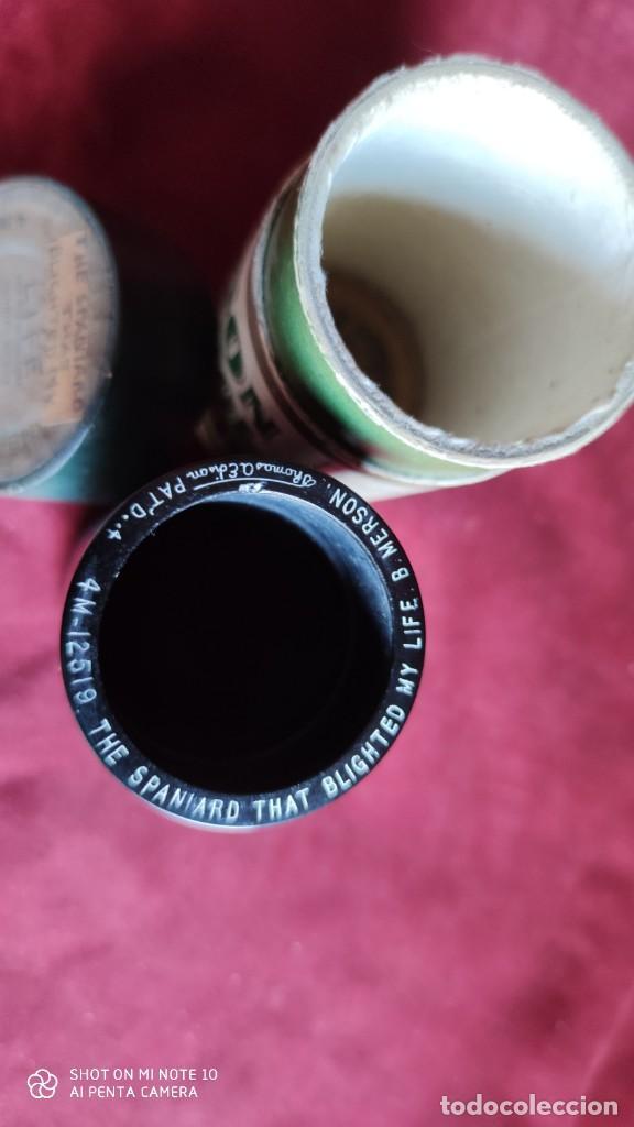 Fonógrafos y grabadoras de válvulas: CILINDRO DE 4 MINUTOS PARA FONOGRAFO EDISON EN SU CAJA ORIGINAL, BUEN ESTADO (FOTOS) - Foto 2 - 214339677