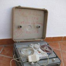 Fonógrafos y grabadoras de válvulas: ANTIGUO MAGNETOFONO PHILIPS. AÑOS 50. NO FUNCIONA.. Lote 214495028