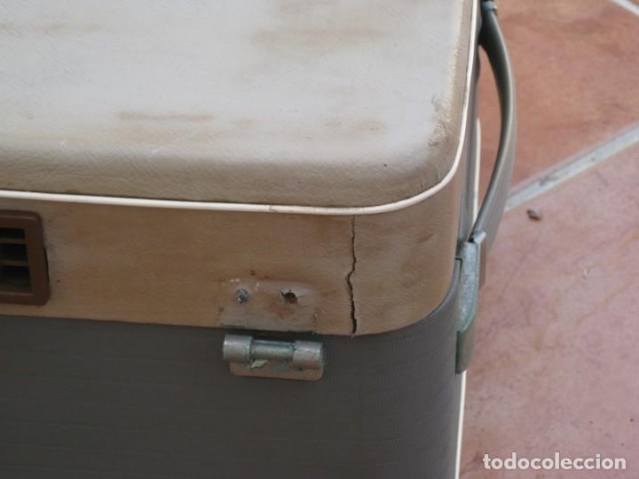 Fonógrafos y grabadoras de válvulas: Antiguo magnetofono Philips. Años 50. No funciona. - Foto 26 - 214495028