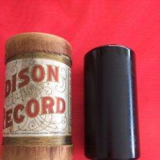 Fonógrafos y grabadoras de válvulas: CILINDRO EDISON DE DOS MINUTOS 10088. Lote 215060246