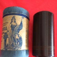 Fonógrafos y grabadoras de válvulas: CILINDRO DE DOS MINUTOS EDISON 9501 ORCHESTRA .THE GUARDMOUNT PATROL. Lote 215605506