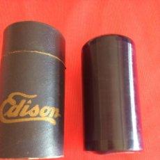 Fonógrafos y grabadoras de válvulas: CILINDRO EDISON DE CUATRO MINUTOS 28101 BARCAROLE. Lote 215696086