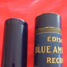 Fonógrafos y grabadoras de válvulas: CILINDRO EDISON DE CUATRO MINUTOS 2786 BLUE - AHÍTE MARCH. Lote 215696712